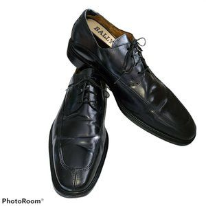 Cole Haan Air Madero Oxfords Black Leather Casual